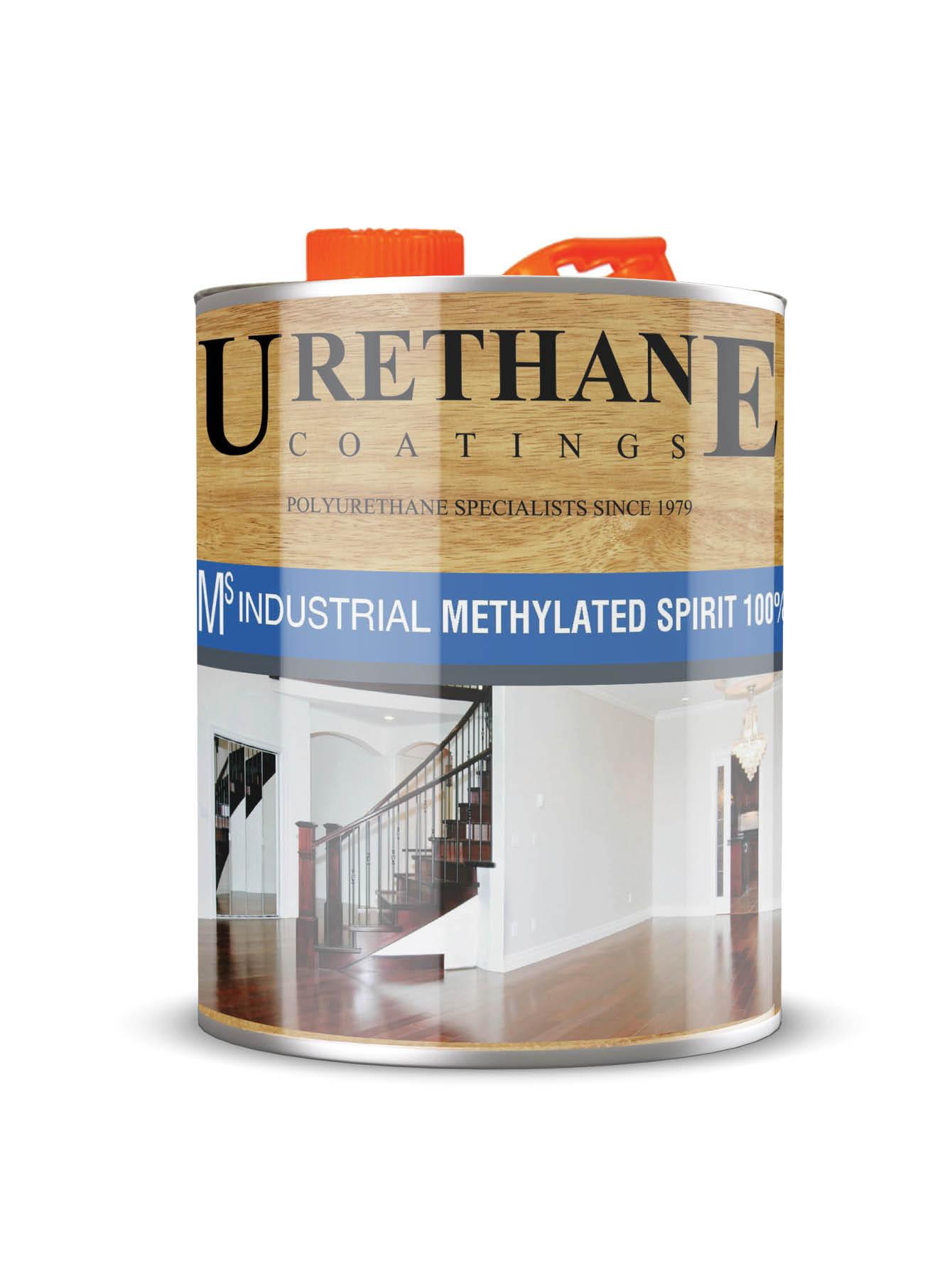 Urethane Coatings Methylated Spirits